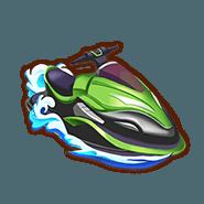 spindrift-Jet ski